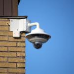 Övervakningskamera i Rinkeby
